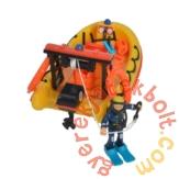 Simba Sam, a tűzoltó - Neptune mentőcsónak Penny figurával (1047)