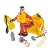 Simba Sam, a tűzoltó - Juno jet-ski figurával (1048)