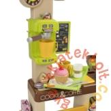 Smoby Coffee House játék kávézó (350214)