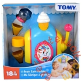 Tomy Habfagyi Gyár fürdőjáték (E72378)