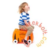 Trunki - Tipu a tigris gyermek bőrönd