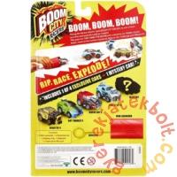 Boom City Racers dupla szett - Fire it up! X