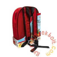 Lisciani - Bing Építőkocka piros hátizsákban