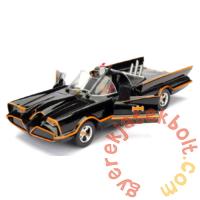 Batman - Batmobile fém autómodell figurával - 1966 Classic - 20 cm (253215001)