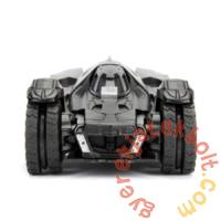 Batman - Batmobile fém autómodell figurával - Arkham Knight - 20 cm (253215004)