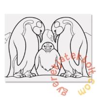 Melissa and Doug Jumbo színező - Állatok (4200)