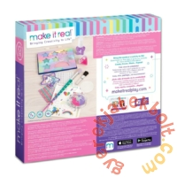 Make It Real Szépség - Változz unikornissá smink szett (MIR2461)