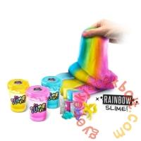 So Slime Shaker 3 db-os lányos szett - Rainbow (SSC003)