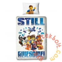 Lego Movie Ágyneműhuzat szett - Still Awesome (LM-2013BL)