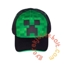 Minecraft baseball sapka Creeper