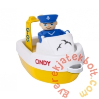 Big Waterplay Boat vízijáték - hajó szett (55106)