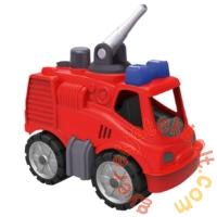 Big Power Worker - Mini Tűzoltóautó (55807)