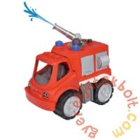 Big Power Worker - Tűzoltóautó vízágyúval (55843)