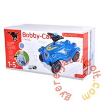 Big Bobby Car Classic - Police villogó, elektronikus dudával (56127)