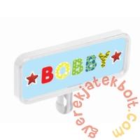 Big Bobby Car My Own Plate - Rendszámtábla (56486)