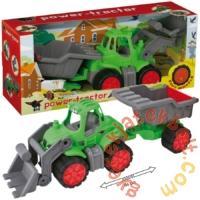 Big Power Worker - Traktor utánfutóval (56838)