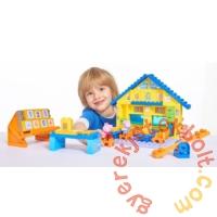 Play Big Bloxx Peppa malac - Az iskolában építőszett (57075)