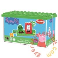 Play Big Bloxx Peppa malac alapszett - Suzy hintája építőszett (57102)