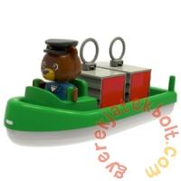 AquaPlay ContainerBoat vízijáték - hajó és rakomány készlet (0261)