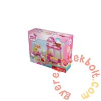 Big Bloxx Hello Kitty Coffee Shop - Hello Kitty Kávézója építőszett