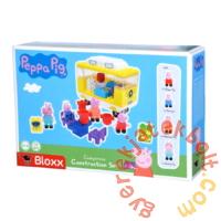 Play Big Bloxx Peppa malac - Lakókocsi építőszett