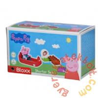 Play Big Bloxx Peppa malac kezdőszett - Hajókázás építőszett