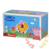Play Big Bloxx Peppa malac kezdőszett - Lovaglás építőszett
