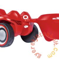 Big Bobby Car Neo Trailer utánfutó - piros (56266)