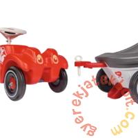 Big Buggy 3 az 1-ben járássegítő, babakocsi és utánfutó