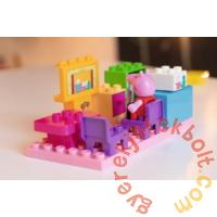 Play Big Bloxx Peppa malac alapszett - Peppa játszószobája építőszett