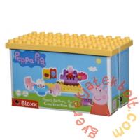 Play Big Bloxx Peppa malac alapszett - Peppa szülinapi bulija építőszett