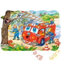 Castorland 20 db-os MAXI puzzle - Tűzoltó brigád (C-02146)