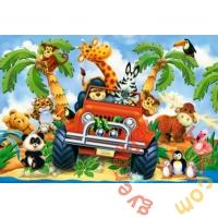 Castorland 40 db-os MAXI puzzle - Szafari (B-040131)