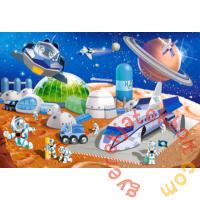Castorland 40 db-os MAXI puzzle - Űrállomás (B-040230)