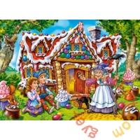 Castorland 60 db-os puzzle - Jancsi és Juliska (B-066094)