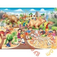 Castorland 70 db-os puzzle - Dínó park (B-070046)