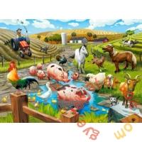 Castorland 70 db-os puzzle - Élet a farmon (B-070060)