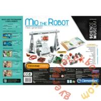Clementoni - Tudomány és játék - Mio, a programozható robot - Next generation