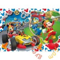 Clementoni 2 x 60 db-os puzzle - Mickey egér és barátai (07130)