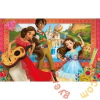 Clementoni 2 x 60 db-os puzzle - Elena, Avalor hercegnője (07132)
