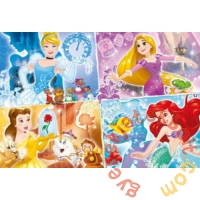 Clementoni 30 db-os Maxi puzzle - Disney Princess (07437)