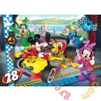 Clementoni 30 db-os puzzle - Mickey és barátai - Boxutca (08514)