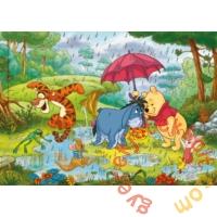 Clementoni 30 db-os Szuper színes Maxi puzzle - Micimackó és barátai - többféle (22704)