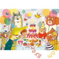 Clementoni 30 db-os Szuper színes puzzle - Happy Birthday (20264)
