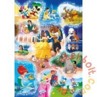 Clementoni 60 db-os Szuper Színes puzzle -  Disney tánc (26992)