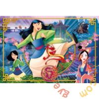 Clementoni 24 db-os Szuper Színes Maxi puzzle - Disney Princess - Mulan (24206)