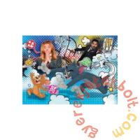 Clementoni 24 db-os Szuper Színes Maxi puzzle - Tom és Jerry (24212)