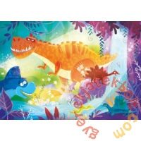 Clementoni 60 db-os puzzle Play for future - Furcsa barátok (26998)