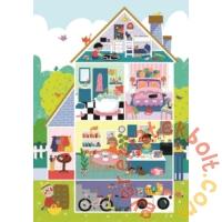 Clementoni 60 db-os Szuper Színes puzzle - Otthon édes otthon (26062)