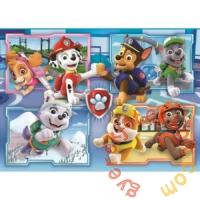 Clementoni 2 x 60 db-os Szuper Színes puzzle - Mancs őrjárat (21617)